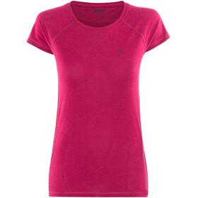 Fjällräven Abisko Trail Kortærmet T-shirt Damer pink